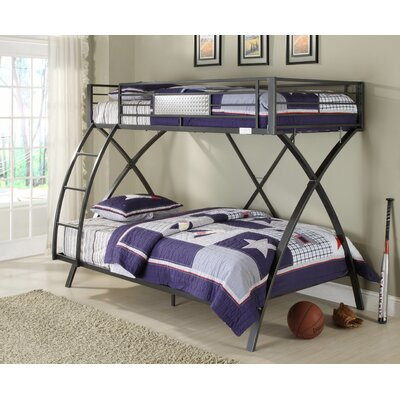 Woodhaven Hill Spaced Out Slat Customizable Bed..