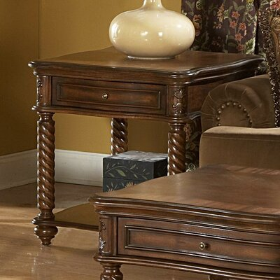 Woodhaven Hill 5554 Series End Table