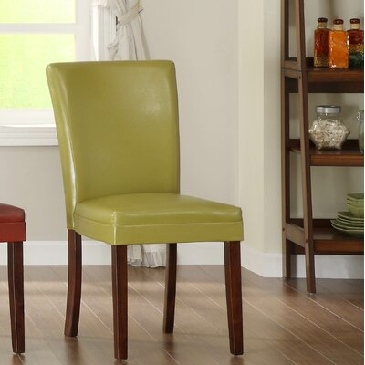 Woodhaven Hill Belvedere Parsons Chair (Set of 2)