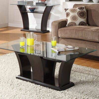 Woodhaven Hill Daisy Coffee Table