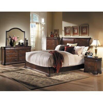 Woodhaven Hill Karla Panel Customizable Bedroom Set