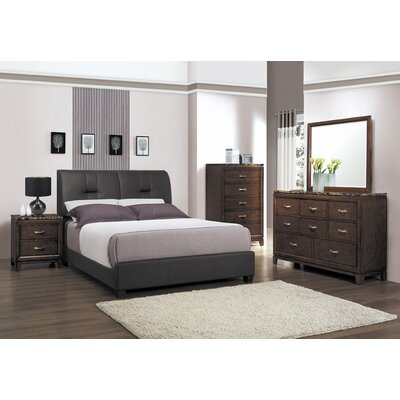 Woodhaven Hill Ottowa Panel Customizable Bedroom Set