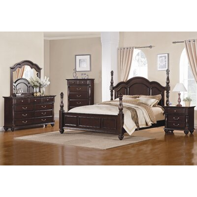 Woodhaven Hill Townsford Queen Panel Customizable Bedroom Set