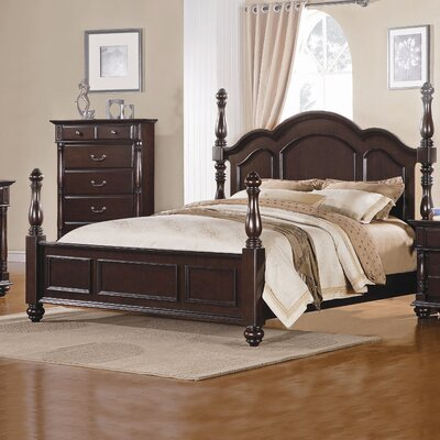 Woodhaven Hill Townsford Four poster Bed