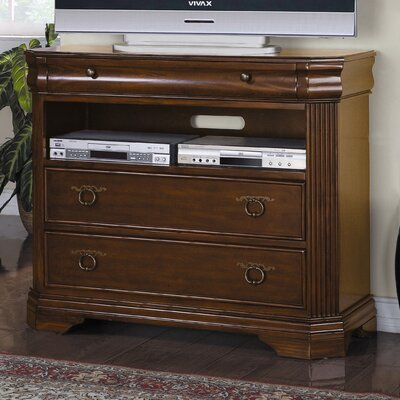 Woodhaven Hill Karla 2 Drawer Media Chest