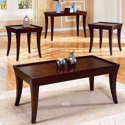 Woodhaven Hill 3216 Series Coffee Table Set