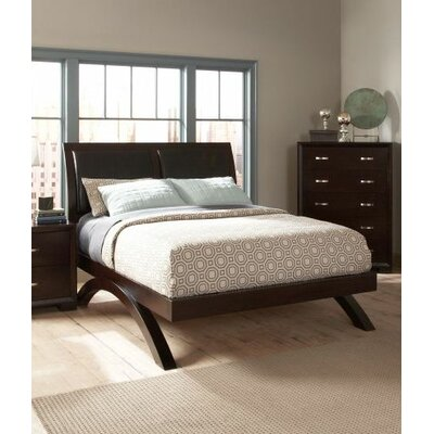 Woodhaven Hill 1313 Series Upholstered Platform Bed