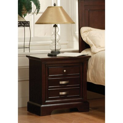 Darby Home Co Troxell 2 Drawer Nightstand
