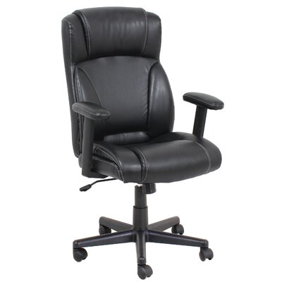 Barcalounger Mid-Back Executive Chair with Arms