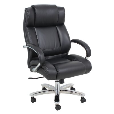 Barcalounger High-Back Office Chair with Arms Image