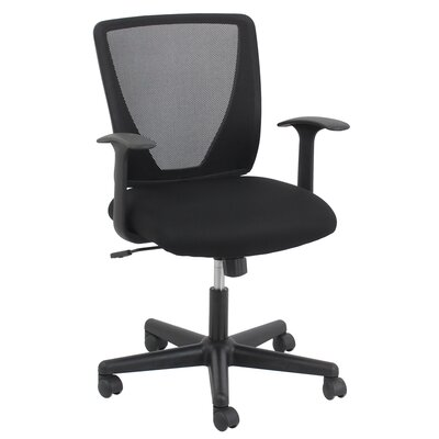 Barcalounger Mid-Back Mesh Office Chair with Arms