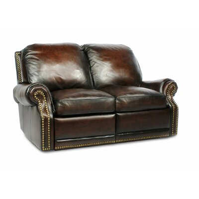 Barcalounger Premier ll Leather Loveseat