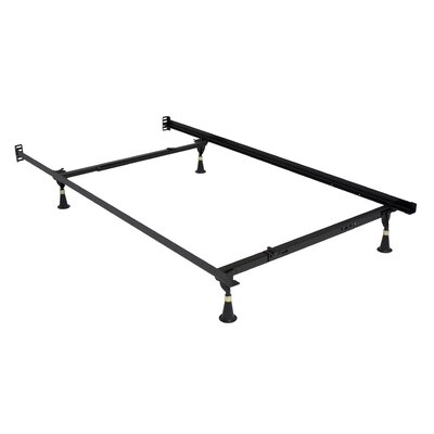 Hollywood Bed Frame Premium Lev-R-Lock Glides Bed Frame