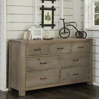 Viv + Rae Wilbur 7 Drawer Double Dresser