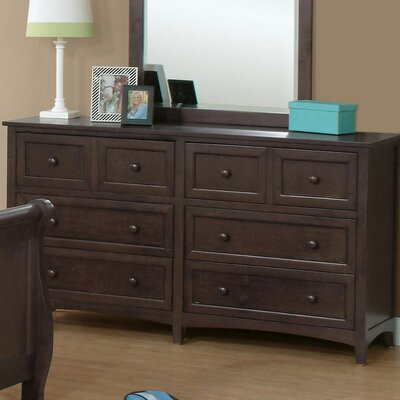 NE Kids School House 6 Drawer Dresser