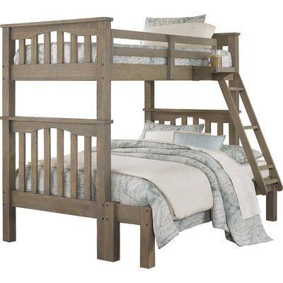 NE Kids Highlands Twin over Full Bunk Bed