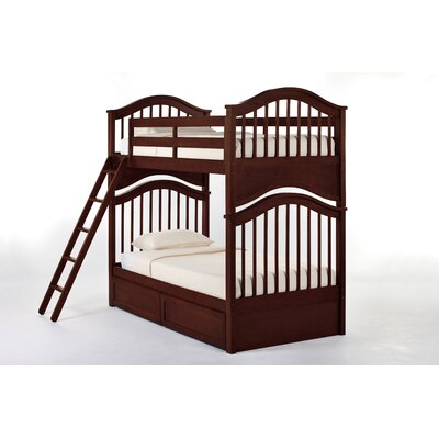 NE Kids School House Jordan Bunk Bed