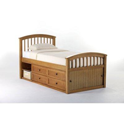 NE Kids School House Captain Bed