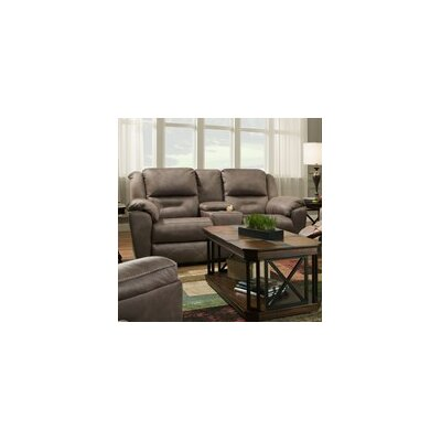 Southern Motion Pandora Double Reclining Power Headrest Loveseat