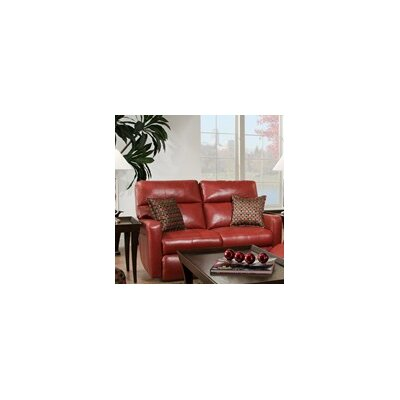 Southern Motion Savannah Reclining Loveseat