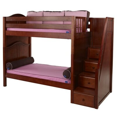 Maxtrix Kids Wopper Twin Bunk Bed