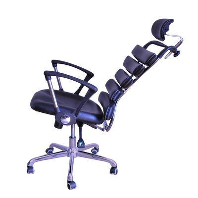 DSD Group Soho High-Back Task Chair with ..