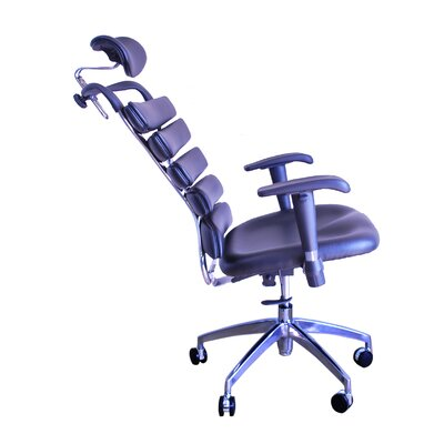 DSD Group Soho High-Back Task Chair with Arms
