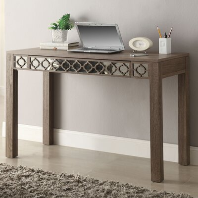 OSP Designs Helena 1 Drawer  Writing Desk wi..