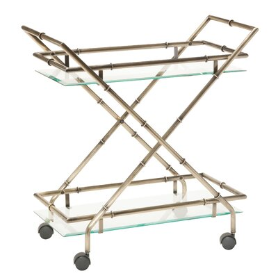OSP Designs Lanai Serving Cart