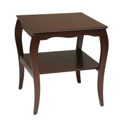 OSP Designs Brighton End Table