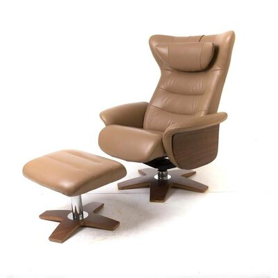 World Source Design Verra Recliner and Ottoman