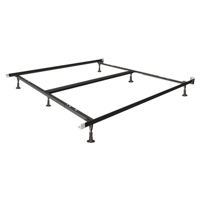 Mantua Mfg. Co. Insta-Lock Queen/King Bed Frame (with Glides)
