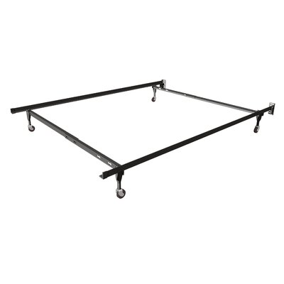 Mantua Mfg. Co. Insta-Lock Twin/ Full Bed Frame (with casters)