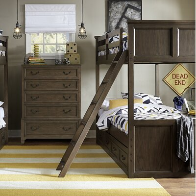 LC Kids Kenwood Twin Standard Bed Customi..