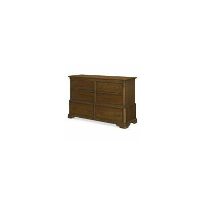 LC Kids Danielle 6 Drawer Double Dresser Image