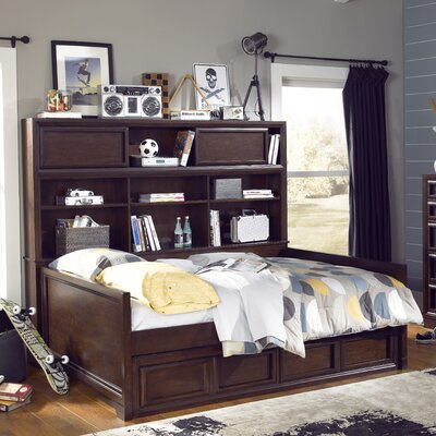 LC Kids Benchmark Panel Bed