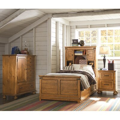 LC Kids Bryce Canyon Panel Customizable Bedroom Set