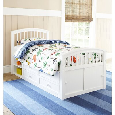 Birch Lane Kids Hartford Captain's Bed