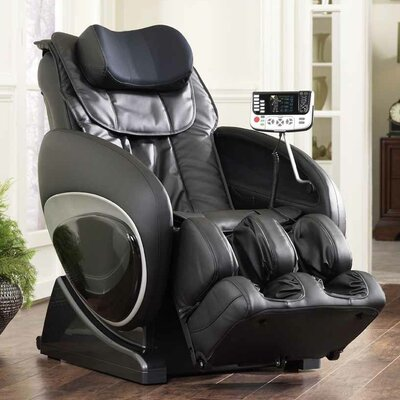 Cozzia 6027 Robotic Zero Gravity Reclining Massage Chair