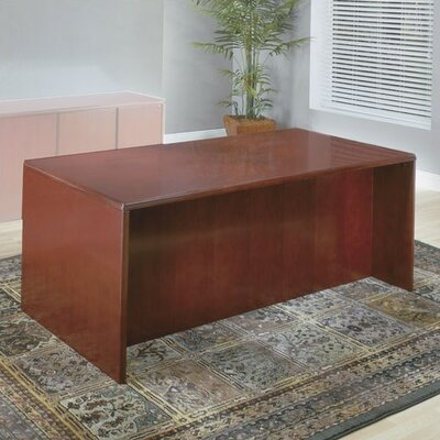 OSP Furniture Sonoma Desk Shell