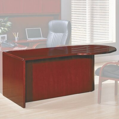 OSP Furniture Sonoma Left Corner Desk Shell