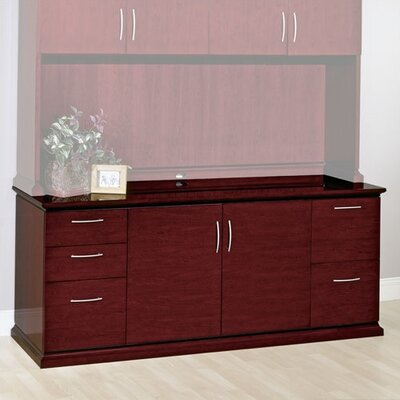 OSP Furniture Mendocino 2 Door Credenza