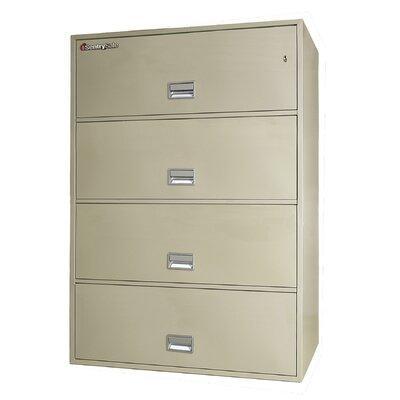 Sentry Safe 4-Drawer Vertical Filing Cabinet