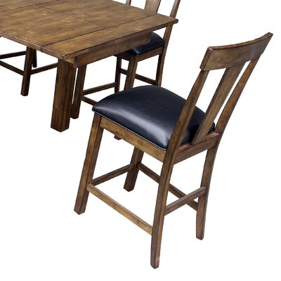 Loon Peak Alder Ladderback Side Chair (Set of 2)