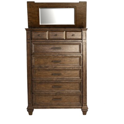 A-America Gallatin 6 Drawer Chest