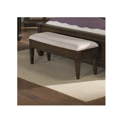 A-America Gallatin Upholstered Storage Be..
