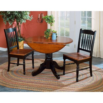 August Grove Buena 3 Piece Dining Set