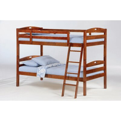 Night & Day Furniture Zest Twin Bunk Bed
