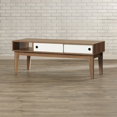 Varick Gallery Soft Modern Coffee Table
