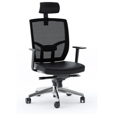 BDI High-Back Leather Task Chair